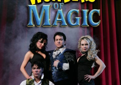 Wonders of Magic 2010