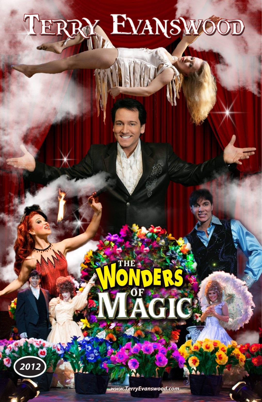 Wonders of Magic 2012